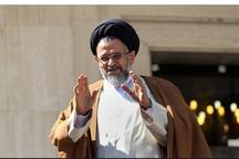 وزیر اطلاعات وارد خرم آباد شد
