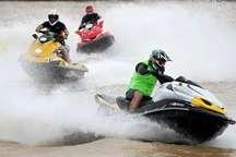 مرحله نخست مسابقات انتخابی تیم ملی جت اسکی در چالوس برگزار شد