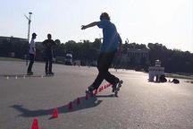 اسکیت سوار مازندرانی عازم مسابقات جهانی می شود