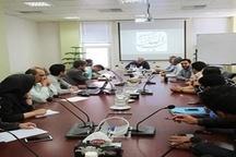 اولین نشست هماهنگی مسئولین زیبا سازی مناطق 12 گانه کرج برگزار شد