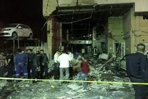 امنیتینبودن انفجار هایپر مارکت شیراز   وخامت حال 2 مصدوم حادثه