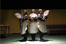 نمایش 'چه کسی مقصر است' در سلماس اجرا می شود