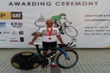 کسب مدال های طلا و نقره آسیایی توسط دوچرخه سواران پیشکسوت هرمزگانی