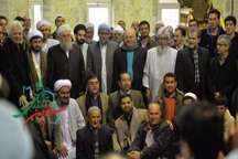 کاروان 'ایران، سرزمین برادری'، مهمان مردم گلستان