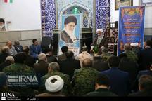 امام جمعه بجنورد: انقلاب اسلامی به کشور عزت و اقتدار بخشید
