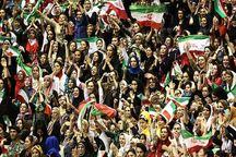 850 صندلی برای تماشاچیان زن در فینال لیگ قهرمانان آسیا