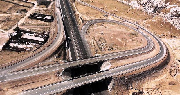 راه های دسترسی غیرمجاز به کنارگذر شمالی مشهد بسته شد