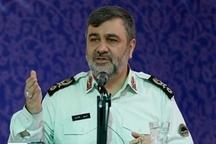 سردار اشتری: ۸۷۰۰ کیلومتر از مرزهای کشور توسط نیروی انتظامی محافظت می شود