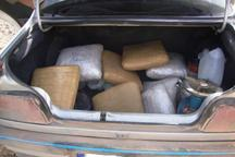 پلیس موادمخدر همدان 83 کیلوگرم حشیش کشف کرد