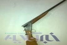 کشف و ضبط یک قبضه اسلحه از متخلف زیست محیطی در کوهدشت