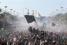 حضور ۸۰۰ مددجوی کمیته امداد چهارمحال و بختیاری در پیادهروی اربعین