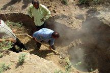 ۲۳ حلقه چاه غیر مجاز در مهاباد مسدود شد