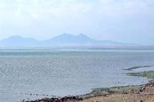 افزایش 45 سانتیمتری تراز آب دریاچه ارومیه
