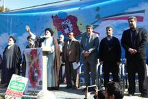 حضور حماسی مردم در راهپیمایی 22 بهمن نشان از شعور انقلابی ملت ایران است