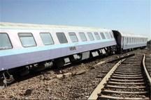 مسافران قطار حادثه دیده زنجان- تهران جا به جا شدند