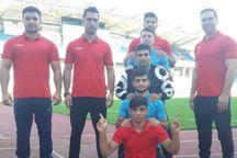 اردوی تیم ملی ووشو در مشهد برگزار شد