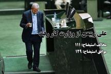 جلسه استیضاح وزیر تعاون، کار و رفاه اجتماعی+ تصاویر و حاشیه ها