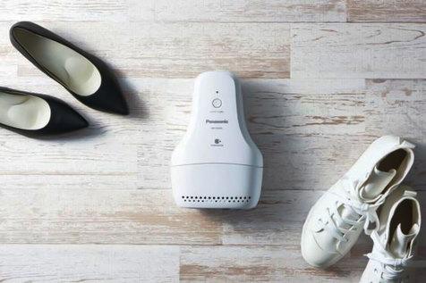 دستگاهی که بوی بد پا را از بین می برد+ عکس
