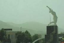 گرد و خاک مهمان ناخوانده آسمان استان کردستان می شود