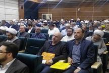 همایش سراسری هیات های ارزیابی ستاد اقامه نماز کشور در مشهد