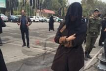 سارقان زن در مشهد به دام پلیس افتادند