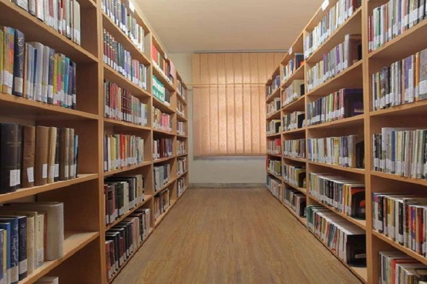 سرانه فضای کتابخانه در کردستان به 2.6 مترمربع می رسد