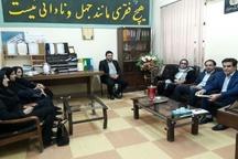 برگزاری نشست مشترک کمیته امداد و سازمان فنی و حرفه ای شهرستان ماهشهر