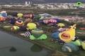 جشنواره بالن ها در مکزیک
