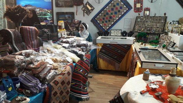 حضور خراسان جنوبی در چهارمین نمایشگاه توانمندیهای روستاییان و عشایر کشور