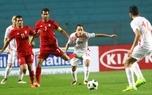 گل به خودی میلاد محمدی مقابل تونس + فیلم