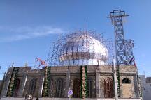 تکمیل امامزاده محمد خمین سه میلیارد ریال نیاز دارد