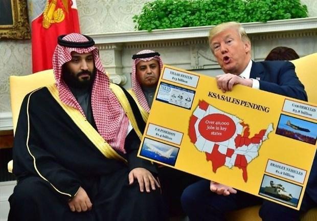 شرکتهای تسلیحاتی آمریکایی نگران توقف فروش سلاح به سعودیها هستند
