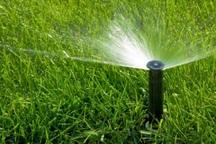 4500 هکتار زمین در نقده به سیستم آبیاری نوین مجهز شد