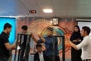 مسابقات دانشجویی سازههای ماکارونی در قوچان برگزار شد