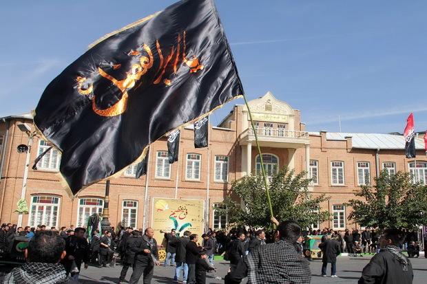 هیئات مذهبی موارد ایمنی آتش سوزی در عزاداری ها را رعایت کنند
