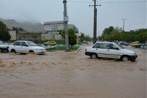 ۱۵ استان گرفتار سیل و آبگرفتگی امدادرسانی شدند