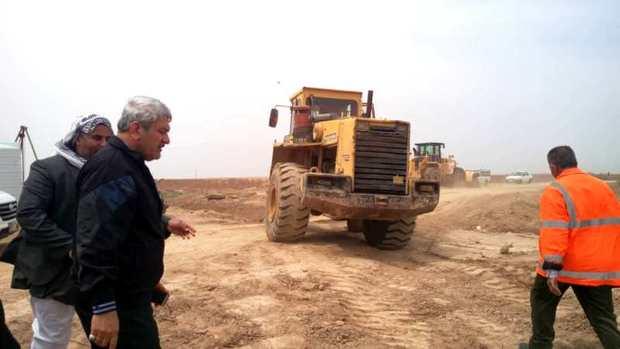 مدیریت بحران 6 روستای خرمشهر به منطقه آزاد اروند واگذار شد