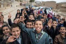 سه هزار دانش آموز نیازمند کشور لباس نو پوشیدند
