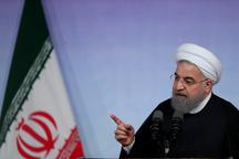روحانی: تخریب و سیاهنمائی زمینهساز تفرقه است / با شفافیت حداکثری در بودجه و امور اقتصادی بلندترین گام را در مقابله با فساد بر میداریم