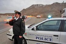 تقویت کنترل نامحسوس در جادههای استان مرکزی