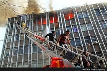 ساختمانهایی که در هنگام وقوع حادثه آتشسوزی به آنها دسترسی وجود ندارد