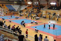 استقبال ورزشکاران از مسابقات کونگفو قهرمانی گیلان