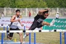 اراک جایگاه نخست مسابقات دو ومیدانی باشگاه های استان مرکزی را کسب کرد