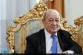 وزیرخارجه فرانسه: شرایط برای ادامه فروش نفت ایران باید فراهم شود