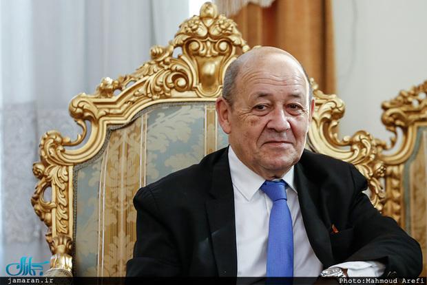وزیر خارجه فرانسه: کاهش تعهدات برجامی ایران واکنشی بد به تصمیمی بد است