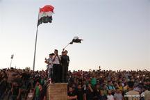عکس/ اولین جشن در موصل پس از داعش