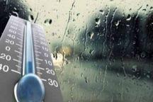 کاهش 5 درجهای دمای هوا در آذربایجانغربی