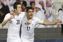 فیفا: ایران در یک قدمی صعود به جام جهانی
