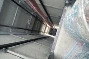 حادثه برای تعمیرکار آسانسور در ساختمان مرکزی هلال احمر