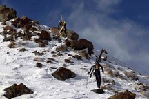 مسابقات اسکی کوهستان قهرمانی کشور در البرز آغاز شد